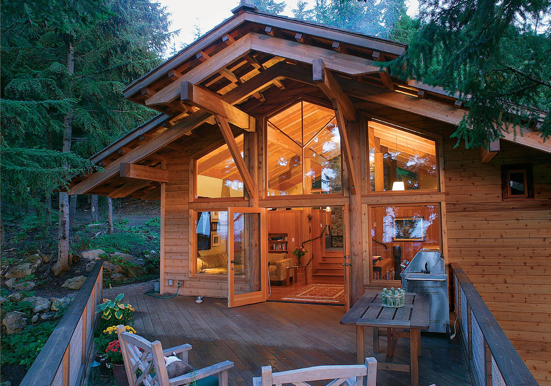 Eagle ridge house white construction co for 800 sq ft tiny house